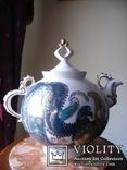 Большой чайник. Автор: Трегубова В.М. -, фото №7