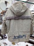 Зимняя куртка с мехом EX10 размер М photo 12