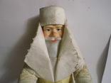 Дедушка мороз  - родом из СССР, в родной упаковке, 45 см.,, фото №7