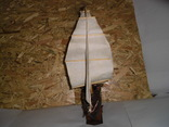 Модель парусника 66 см х 66 см, фото №5