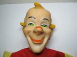 2 куклы из кукольного театра - солдат Швейка и Клоун, фото №3