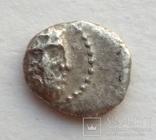 Гемиобол Cilicia Uncertain 400-380 гг до н.э. (25_123) фото 4