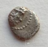 Гемиобол Cilicia Uncertain 400-380 гг до н.э. (25_123) фото 5
