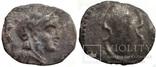 Обол Cilicia Tarsos 333-323 гг до н.э. (25_76)