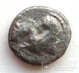 Обол Cilicia Tarsos 425-400 гг до н.э. (25_122) фото 2