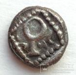 Обол Cilicia Tarsos 425-400 гг до н.э. (25_122) фото 4