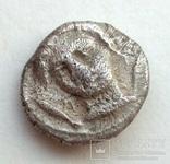 Обол Cilicia Tarsos 384-361 гг до н.э. (25_71) фото 2