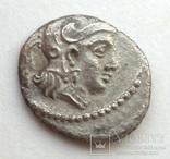Обол Cilicia Tarsos 333-323 гг до н.э. (25_79) фото 3