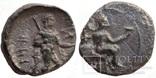 Обол Cilicia Tarsos 380-370 гг до н.э. (25_90)