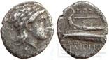 Гемидрахма Bithynia Kios 350-300 гг до н.э. (25_72)
