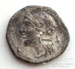 Обол Cilicia Tarsos 360-330 гг до н.э. (25_83) фото 3