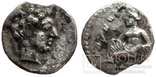 Обол Cilicia Tarsos 389-375 гг до н.э. (25_82)