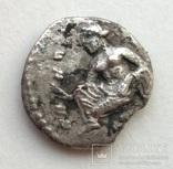Обол Cilicia Tarsos 389-375 гг до н.э. (25_82) фото 5