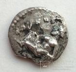 Обол Cilicia Tarsos 389-375 гг до н.э. (25_82) фото 7