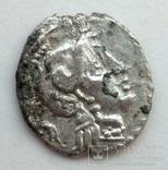 Обол Cilicia Tarsos 333-323 гг до н.э. (25_80) фото 2