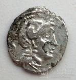 Обол Cilicia Tarsos 333-323 гг до н.э. (25_80) фото 3
