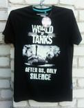 Футболка World of Tanks (Витрина). р XL-50