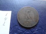 10 сантим 1855 Франция   (1.4.2)~, фото №6