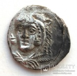 Обол Cilicia Uncertain 4 век до н.э. (25_96) фото 6