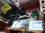 Garrett GTI 2500+навигатор+телефон