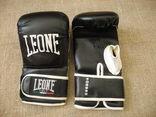 Перчатки Бокс Кикбоксинг LEONE p.L ( Новое ), фото №2