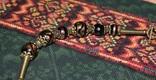 Гуцульська згарда хрести бусы украшение, фото №4