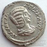 Денарий Юлия Домна 218 г н.э. (24_26) фото 2