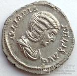 Денарий Юлия Домна 218 г н.э. (24_26) фото 4