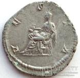 Денарий Юлия Домна 218 г н.э. (24_26) фото 6