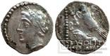 Обол Cilicia Tarsos 380 г до н.э. (25_98)