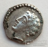 Обол Cilicia Tarsos 380 г до н.э. (25_98) фото 4