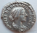Денарий Lucilla 161-162 гг н.э. (25_6) фото 3