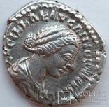 Денарий Lucilla 161-162 гг н.э. (25_6) фото 4