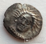 Обол Cilicia Uncertain 4 век до н.э. (25_106) фото 7