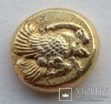 Гекта Lesbos Mytilene 521-478 гг до н.э. (65_8) фото 2
