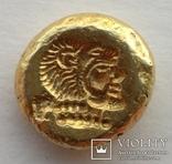 Гекта Lesbos Mytilene 521-478 гг до н.э. (65_8) фото 6