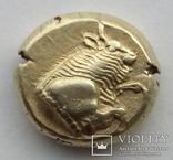 Гекта Lesbos Mytilene 521-478 гг до н.э. (65_6) фото 2