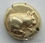 Гекта Lesbos Mytilene 521-478 гг до н.э. (65_6) фото 3