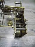 Механізм Hermle четвертного підлогового годинника, фото №5