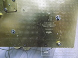 Механізм Hermle четвертного підлогового годинника, фото №8