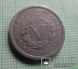 5 центов сша 1910 (р.1.19)~, фото №2