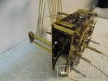 Механізм підлогового Urgos на три мелодії і секунди, фото №5