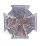 Железный крест 1-го класса Bernard Heinrich Mayer, Pforzheim photo 3