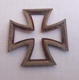 Железный крест 1-го класса Bernard Heinrich Mayer, Pforzheim photo 4