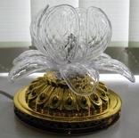 Диско светильник лилия , Диско шар ночник ., фото №4