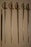 Двадцать один предмет длинноклинкового оружия photo 4