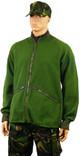 Военная флисовая куртка. Флис утеплитель под парку армии Британии б/у р.179/104 №11