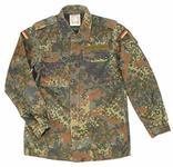 Китель (рубашка) камуфляж флектарн Бундес Германия. BUNDESWEHR Flecktarn Gr.12 №7(2)