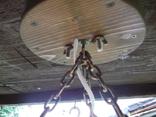 Лампа колесо, фото №5