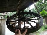 Лампа колесо, фото №6